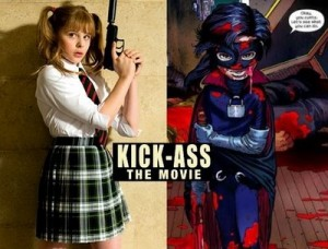 Kick-Ass The Movie Hit Girl